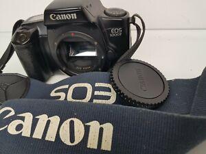 Pelicula-de-Canon-EOS-1000F-35mm-Solo-Cuerpo-De-Camara-Con-Correa-probado-en-muy-buena-condicion
