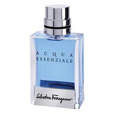 Aqua Acqua Essenziale TSTR 100 ml EDT 3.4 oz by SALVATORE FERRAGAMO FOR MEN