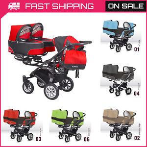 Image Is Loading TRIPPY Baby Pram Pushchair Car Seat Travel System