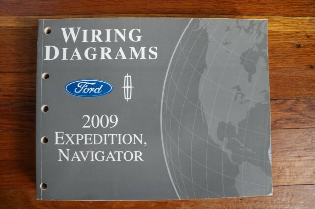 Diagram  2012 Ford Expedition Navigator Electrical Wiring