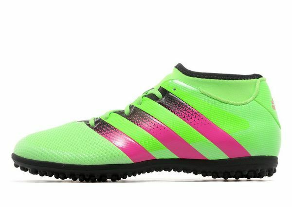 ADIDAS JUNIOR ACE 16.3 PRIME-MESH ASTRO TURF TRAINERS BOOTS KIDS SIZE 11