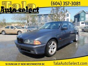 2000 BMW 5 Series 540iA 4dr Sdn Auto