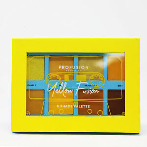 Profusion-Cosmetics-Yellow-Fusion-Eye-Shadow-Palette-NEW