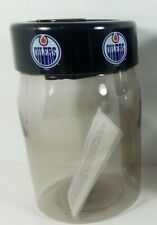 Avon Nhl Oilers Digital Counting Coin Bank Personal Counter 2011 Lcd Money Box