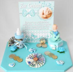 Geldgeschenk Geburt Baby Boy Junge Geschenkschachtel