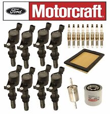Ford Expedition Lincoln Navigator V8 05-06 Motorcraft Ignition Coils Tune Up Kit