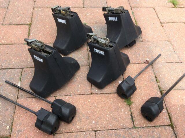 Thule 750  Rapid System Roof Rack Foot Pack (754) FREE UK Postage