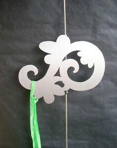 gartenstecker windspiel edelstahl, gartenstecker windspiel edelstahl blume | ebay, Design ideen