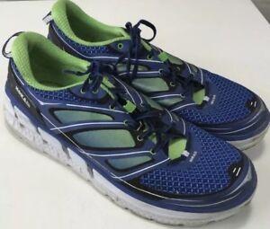 pour taille bleu 2 course Conquest 5 de Chaussures homme Hoka vert One 12 wxY6fAOq