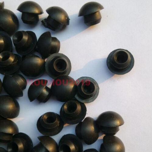 Black Horizontal Jack Rod Filler Plug Plunger 2 tons Hydraulic Jack Accessories