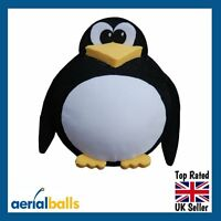 Cute Cheeky King Penguin Car Aerial Ball Antenna Topper