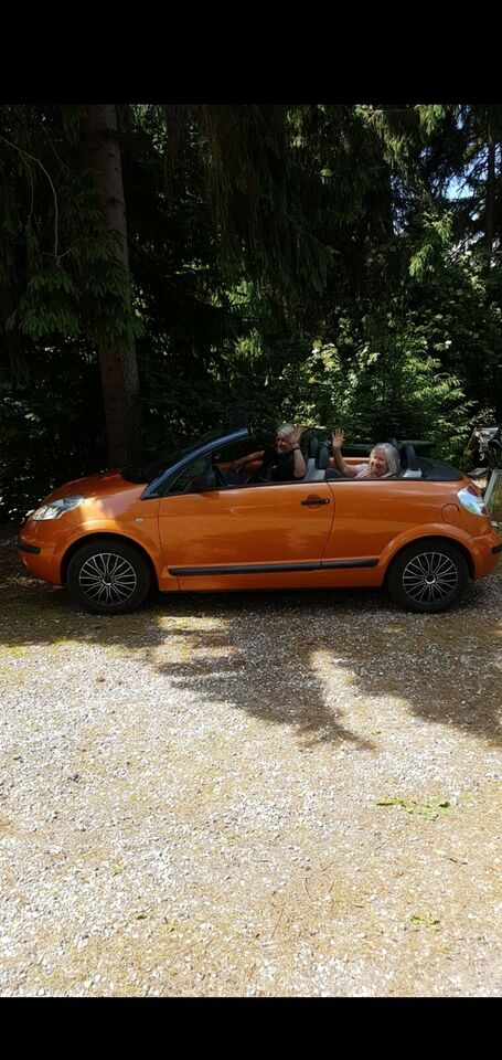 Citroën C3, 1,4 Pluriel, Benzin