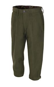 Jack Pyke Homme Moleskin Breeks Pantalon Vert Pays De Chasse//Tir//Pêche
