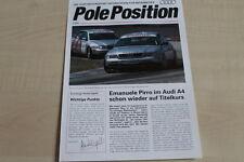 156439) Audi A4 STW - Bari - Pole Position 04/1995