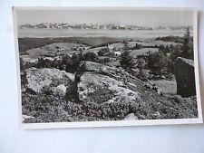 Ansichtskarte Rasthaus Pension Alpenblick Urberg 1953