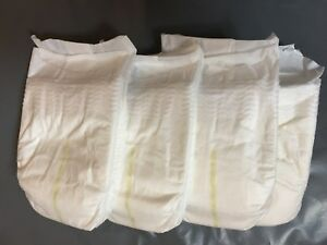 Set of 4 Nappies to Fit Dolls  Baby Annabell  Luvabella Reborn  NEW