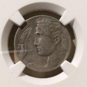 1913 Italy 20 Centesimi Coin Flying Nude #1113 | eBay