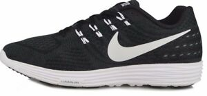 the best attitude 392b9 0ca0b Image is loading NEW-Nike-Mens-Size-10-LunarTempo-2-Black-