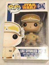 Funko Pop Vinyl: Star Wars: Luke Skywalker (Hoth) Figurine BRAND NEW IN BOX!!!