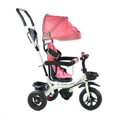 Triciclo infantil con capota extraíble Lullaby