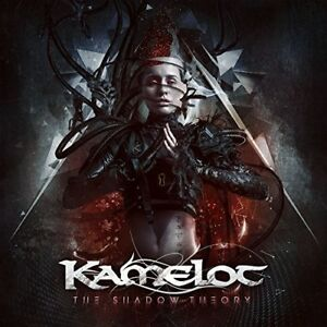Kamelot-Shadow-Theory-New-Vinyl-Colored-Vinyl-Pink-Germany-Import
