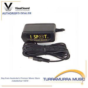 Visual-Sound-1-Spot-9v-Guitar-Pedal-Power-Supply-9-Volt