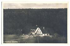 STUTTGART-VAIHINGEN Kurhaus Schatten b Wildpark / Alb Kühnle * Foto-AK um 1930
