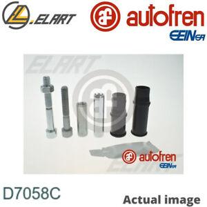 Autofren Seinsa D7038C Guide Sleeve Kit brake caliper