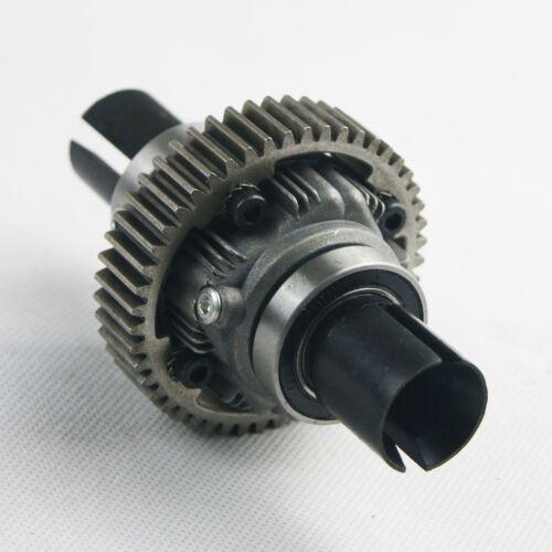 US King Motor Alloy Differential Diff Gear  HPI Rovan Baja 5B SS 5T KM T1000