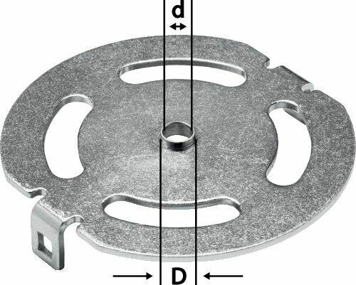 492179 Festool Bague de copiage KR-D 8,5//OF 1400
