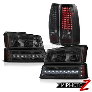 2004 Chevy Silverado Headlights And Taillights