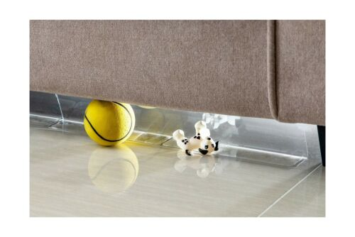 Stop Things from Going Under Cou... BOWERBIRD Clear Toy Blockers for Furniture