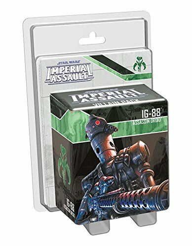 Star Wars: FFGSWI05  Imperial Assault IG-88 Villain Pack