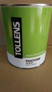 Peintures Tollens Pantone 1litre 9 Couleurs Au Choix Ebay