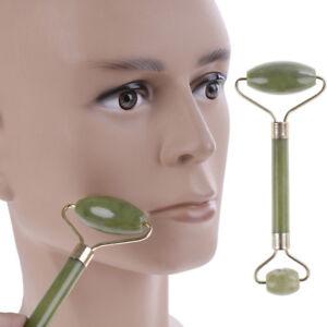1Pc Facial massage jade roller slimming face body eye neck beauty tool gre BCDE