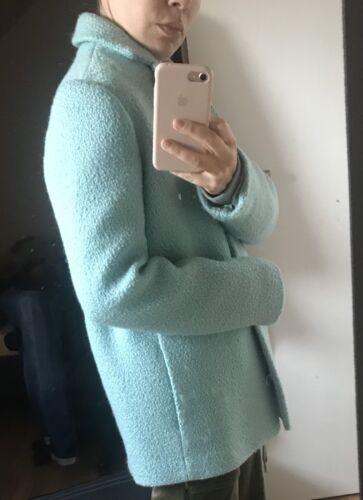 Tara Wolle Luxus Mantel Jarmon Luxus Wolle Wn1UTIx1