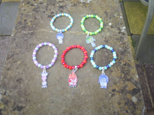 New inside out cinq film charm bracelets écoles best seller 2017