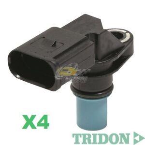 TRIDON-CAM-ANGLE-SENSORx4-FOR-Audi-A8-11-06-01-08-V6-3-2L-BPK-TCAS344