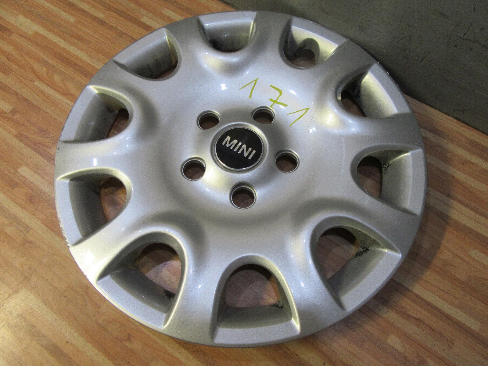 MINI F55 F56 15 Zoll Radkappe Radzierblende Mini 6854171 Raddeckel MK31051707