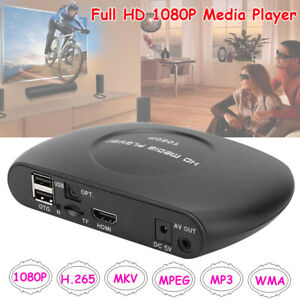 Portable-HD12-2K-1080P-Media-Player-Multimedia-Box-Support-H-265-3D-HDMI-AV-USB