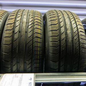 2x-Continental-Conti-Sport-Contact-5-235-50-R19-99V-2416-Sommerreifen-Neu-Demo