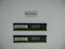 413153-861 8GB 2X4GB Approved PC2700 DDR ECC for HP Proliant Server DL585 B