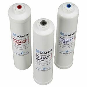 Home Maste ISetTMA8 Artesian And HydroGardener Replacement Water Filter Change