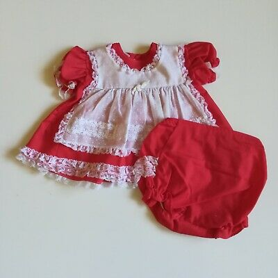 Pinafore with Bloomers