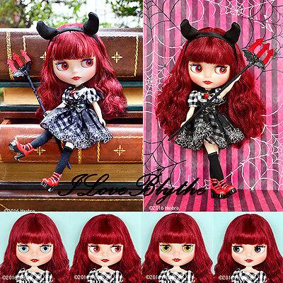 "CWC Exclusive Hasbro Takara 12"" Neo Blythe Doll Devi Delacour"