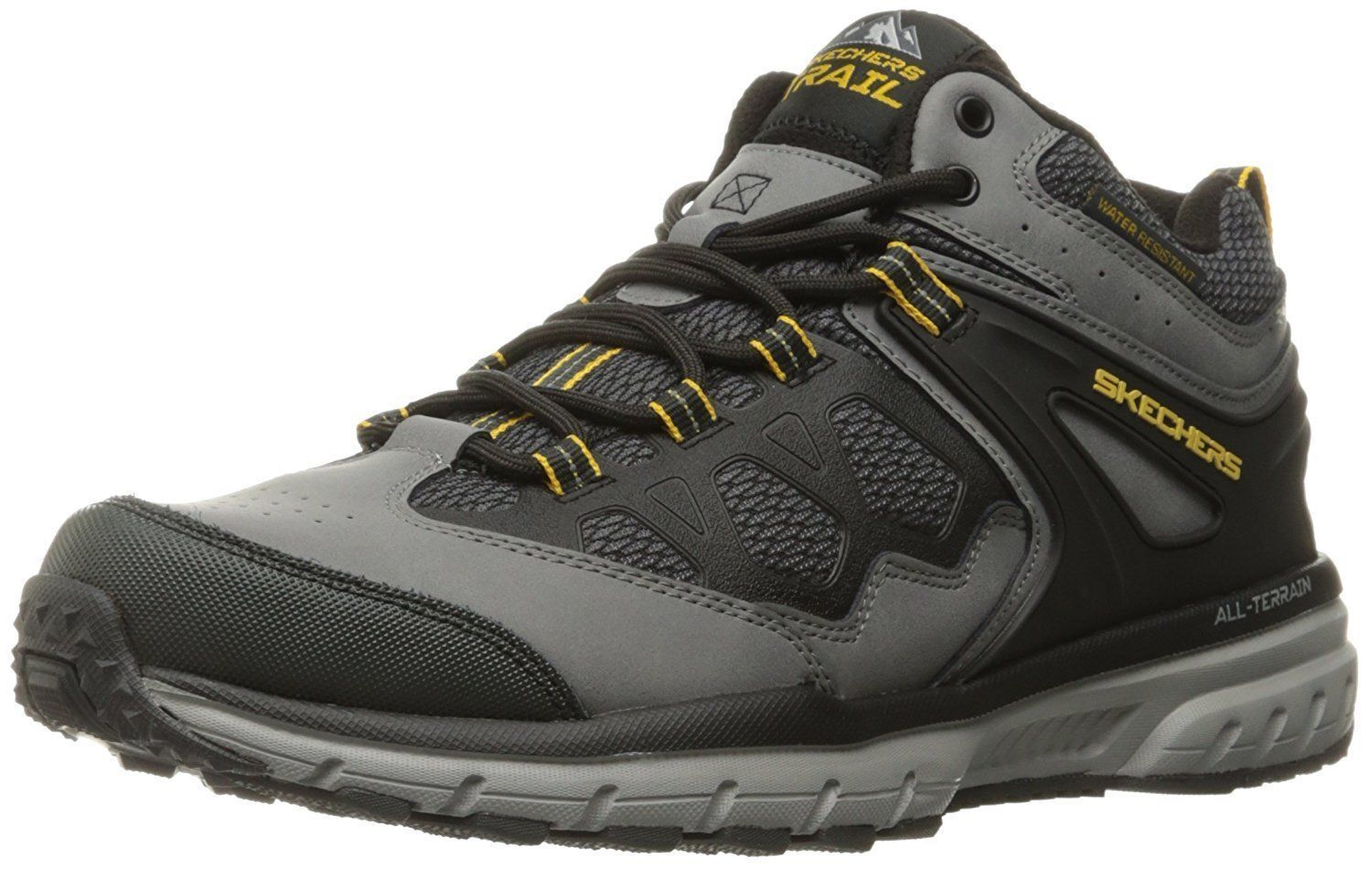 new product 298f6 a746d Uomo Skechers 51563 Geo-Trek Sequencer 51563 Skechers CCBK  BR3 dcf5ff
