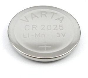 Nouvelle Mode 200x Cr2025 3 V Pile Lithium Pile Bouton Bulk Varta Cr 2025-afficher Le Titre D'origine
