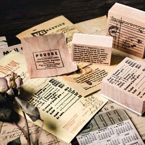 englisch-serie-diy-handwerk-holz-stempel-scrapbooking-bild-karten-dekor