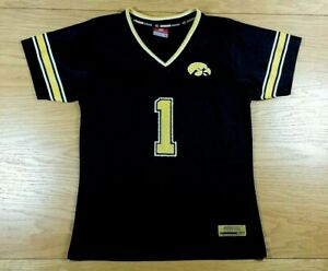 hot sale online 27abb 95d11 UNIVERSITY OF IOWA HAWKEYES Colosseum Football Style Jersey ...