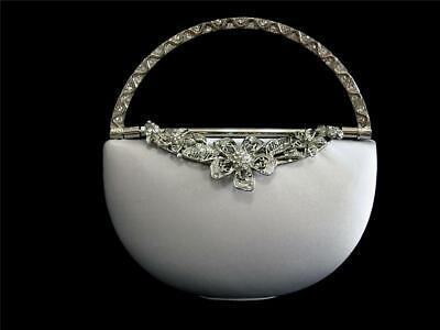 Womens Clutch Bag Clutch Evening Bag Vintage Bag Wedding Bag Purse Minaudiere